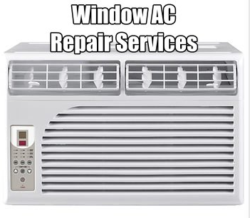 Window AC Repair Services