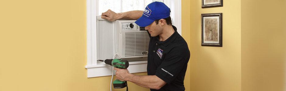 Installing New AC