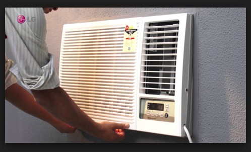 CLEAN YOUR WINDOW AIR CONDITIONER
